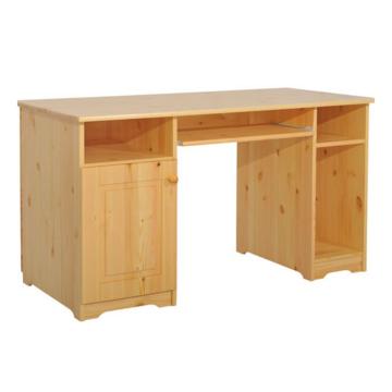 MARTIN 1 ajtós kombi fenyő iróasztal 77x140x65 cm