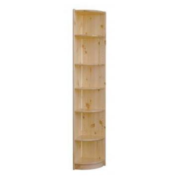 VIKING fenyő polc 005-ös záróelem 30x180x30 cm