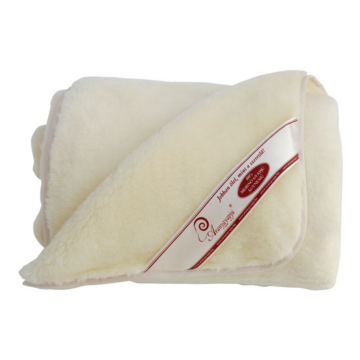 Ciróka gyapjú takaró