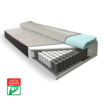 Spring Hard Menta Cellpur® Premium táskarugós matrac
