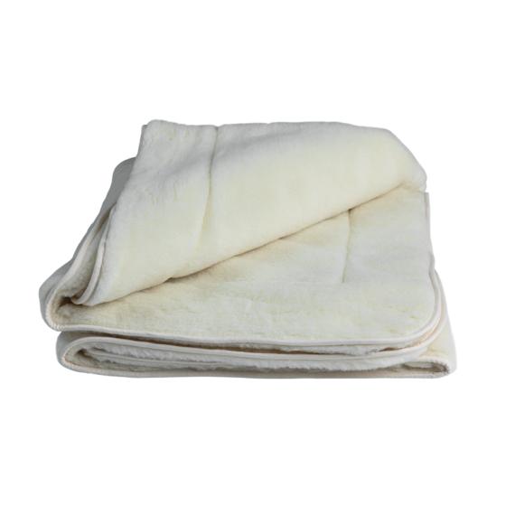 Prémium gyapjú takaró