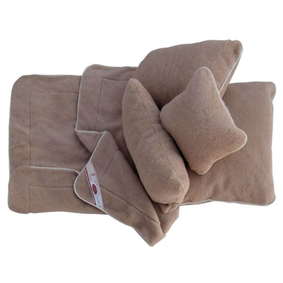 Láma gyapjú takaró