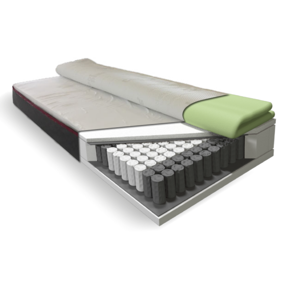 Spring Fresh Premium Cellpur zsákrugós matrac