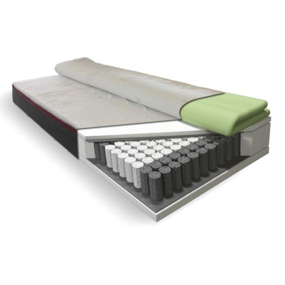 Spring Light Fresh Cellpur® Memory Premium táskarugós matrac